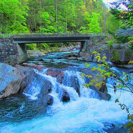Michael Rucker - Smoky Mountains Stream