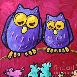 LimbBirds Whimsical Birds - Smorgasbord