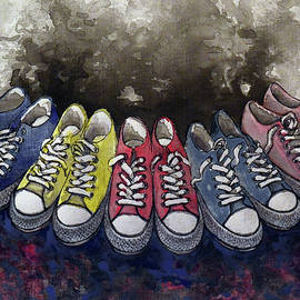 Marina Pacurar - Sneakers shoes