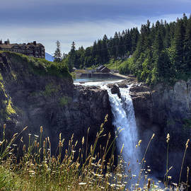 Chris Anderson - Snoqualmie Falls