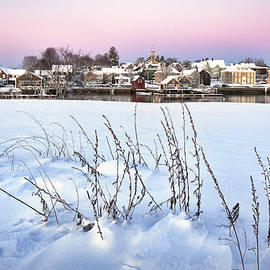 Eric Gendron - Snow Covered South End