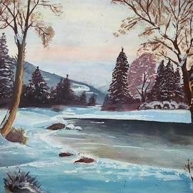 Ashish Nautiyal - Snow Fall