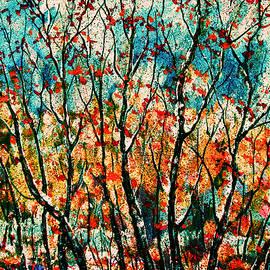 Natalie Holland - Snow In Autumn