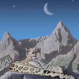 Joseph Kemeny - Snow Leopard