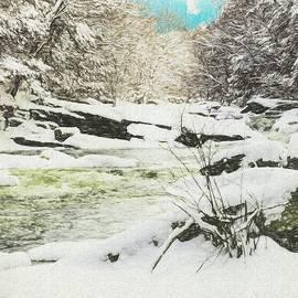 Rusty Smith - Snow on the Natchaug