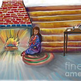Dawn Senior-Trask - Snow Tang - Illustration 10 - age 12