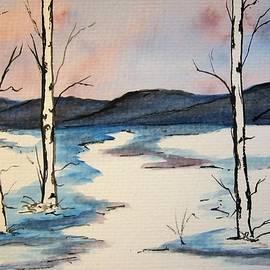 James Michael Johnson - Snow Walk