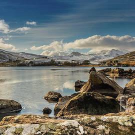 Snowdon From Llynnau Mymbyr - Adrian Evans