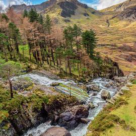 Adrian Evans - Snowdonia Landscape Winter