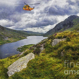 Ian Mitchell - Snowdonia Mountain Resuce