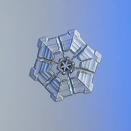 Alexey Kljatov - Snowflake photo - Winter fortress