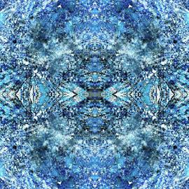 Rainbow Artist Orlando L aka Kevin Orlando Lau - Snowflakes Of The Divine #1415