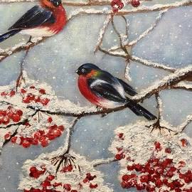Viktoriya Sirris - Snowing Day