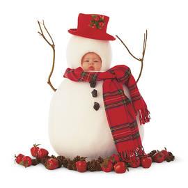 Snowman - Anne Geddes