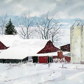 Jim Gerkin - Snowstorm