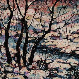 Natalie Holland - Snowy Woods
