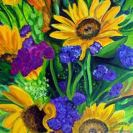 Julie Brugh Riffey - Soaking Up Sunshine