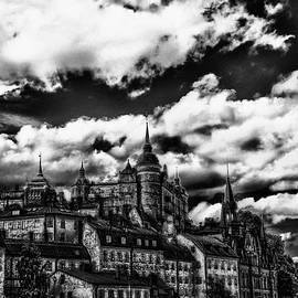 Ramon Martinez - Sodermalm HDR Black and White