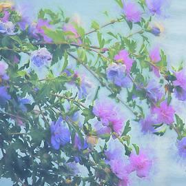 Theresa Campbell - Soft Summer Floral Spray