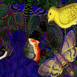 Joseph Mosley - Solar Bird