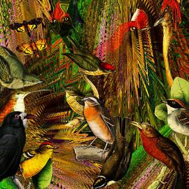 Joseph Mosley - Solar Birds of Paris