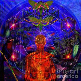 Joseph Mosley - Solar Dimension Chakra