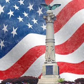 Linda Troski - Soldier War Monument