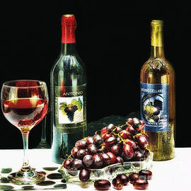 Arnie Goldstein - Some Wine and Grapes