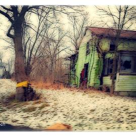 Debra Lynch - Someone Once Lived and Loved In This Home
