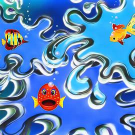 Steve Ohlsen - Something Fishy