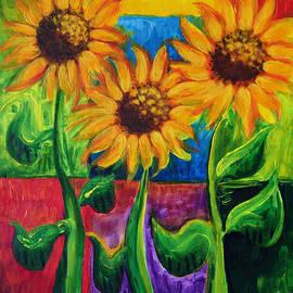 Holly Carmichael - Sonflowers II