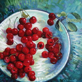 Elena Oleniuc - Sour cherries