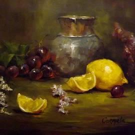 Carmela Brennan - Sour Grapes