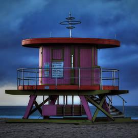 Lance Vaughn - South Beach Lifeguard Station 001