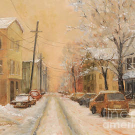 Cindy Roesinger - South Main Street