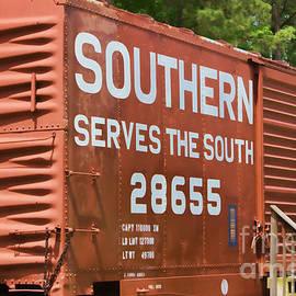 Roberta Byram - Southern Serves the South