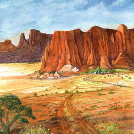 Marilyn Smith - Southwest Red Rock Ranch
