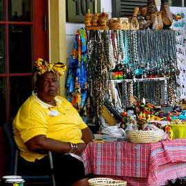 Arlane Crump - Souvenirs and Trinkets - Jamaican Style