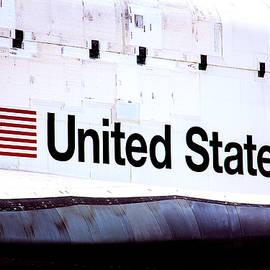 Roger Wedegis - Space Shuttle Atlantis