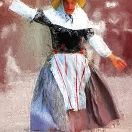 John Fotheringham - Spanish Dancer