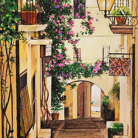 Bill Dunkley - Spanish Village