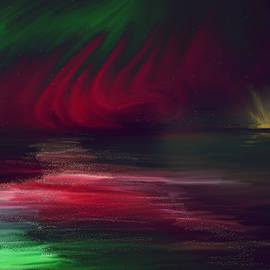 Angela A Stanton - Sparkling Night of the Aurora Borealis