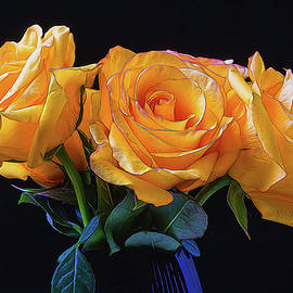 Special Yellow Roses - Garry Gay