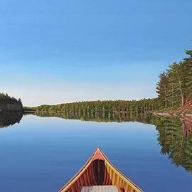 Kenneth M Kirsch - Spider Lake Paddle