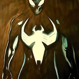 Justin Moore - Spider-Man Back in Black
