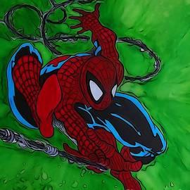 Justin Moore - SpiderMan 301 Illustration Edition