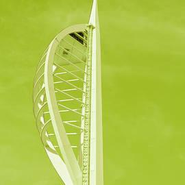 Terri  Waters - Spinnaker Tower Green