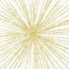 Spinning Gold- Art by Linda Woods - Linda Woods