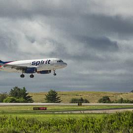 Reid Callaway - Spirit Airlines Airbus 319 N515NK Hartsfield-Jackson International Atlanta Airport