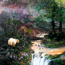 Sherry Shipley - Spirit Bear